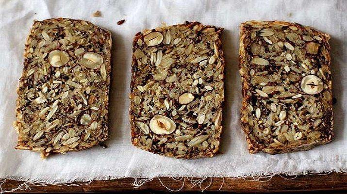 Самый вкусный хлеб, зерновой и бездрожжевой