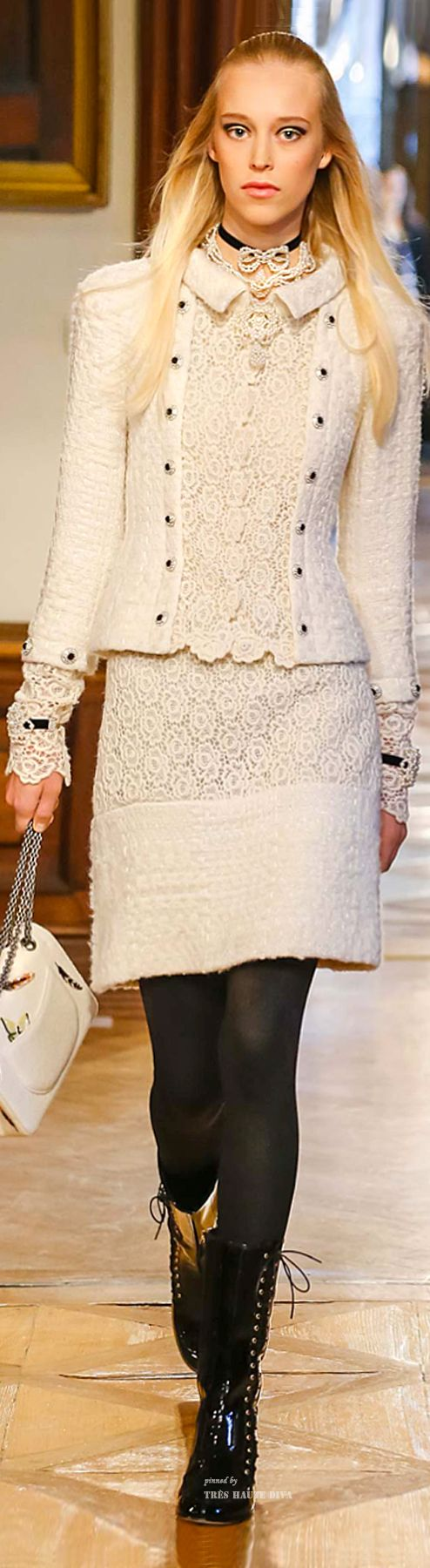 Chanel Pre-Fall 2015 ♔THD♔ Métiers d'Art Show, Salzburg, Austria