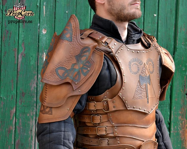 Popular items for leather armor on Etsy