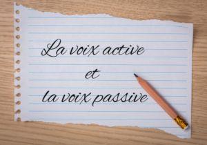 la-voix-active-et-la-voix-passive