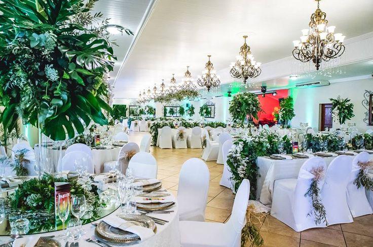 Chez Charlene Wedding Venue, Pretoria, Gauteng - Forest Theme Wedding