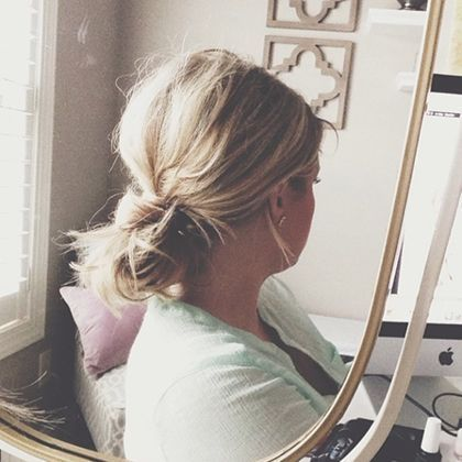 #LazyHairstyles #gather #loose #majority #sometimes Sometimes, a loose loop is a...