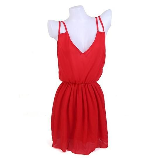 Women chiffon voile dress 2018 summer style women clothing plusrricdress 1