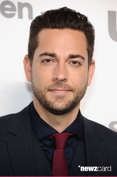 Zachary Levi attends the 2015 NBCUniversal Cable Entertainment Upfront at The Jacob K. Javits Convention Center on May 14, 2015 in New York City. (Photo by D Dipasupil/FilmMagic)