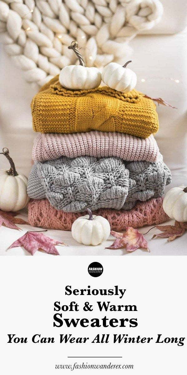 Seriously Soft and Warm Sweaters You Can Wear All Winter Long  sweaters   sweaterweather  winterfashion  winteroutfits  style  capsulewardrobe 52576c970