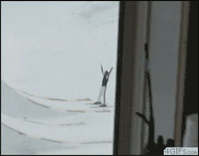 When this skier's win-fail-win combo was a fun roller coaster of emotions. | 10 Wins We Never Saw Coming