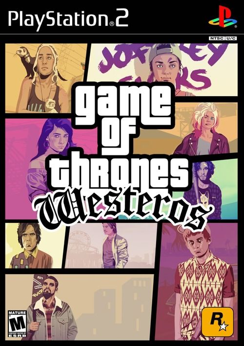 game of thrones gta t shirt