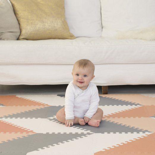 AmazonSmile : Skip Hop Geo Playspot Foam Floor Tiles, Chevron : Baby