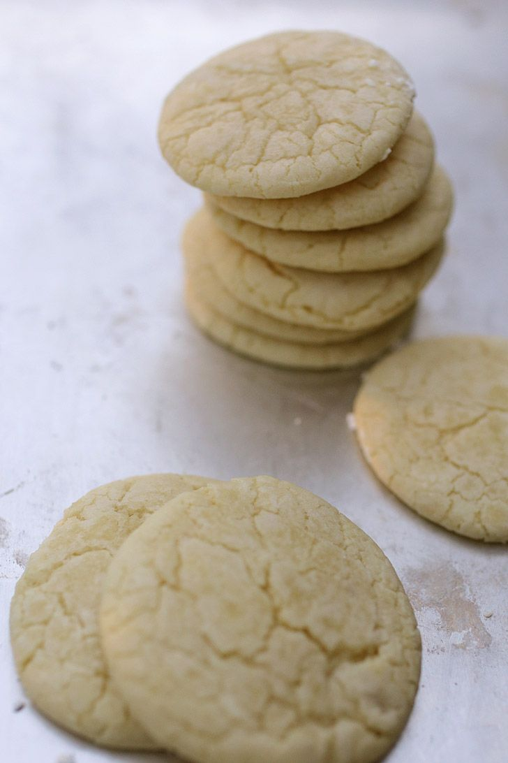 Award Winning Lemon Cookie Recipe >> How to Make Homemade Cookies from Scratch.