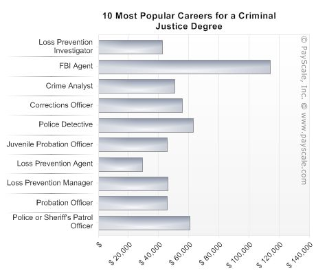 What can you do with a criminal justice degree? Jobs ...