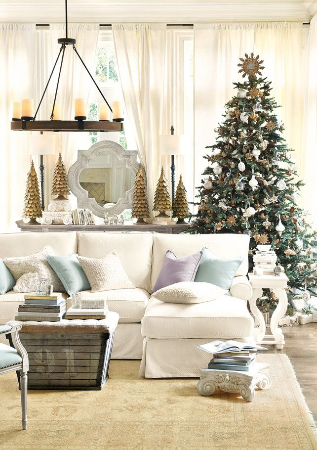 271 best Holiday Decor Ideas images on Pinterest | Holiday decor ...