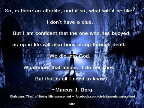 We die into god marcus borg words to remember - We are the borg quote ...