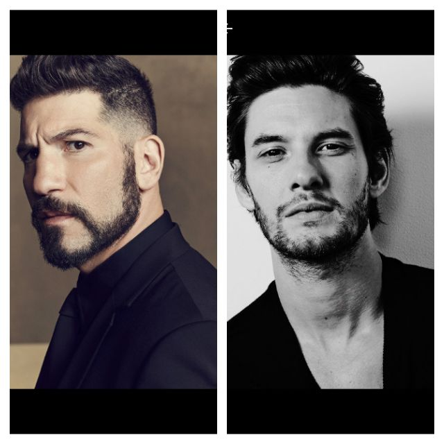 Is it just me or is anyone else swooning while watching The Punisher? (Jon Bernthal/Ben Barnes) #handsome #hot #sexy #celebrity #hunk