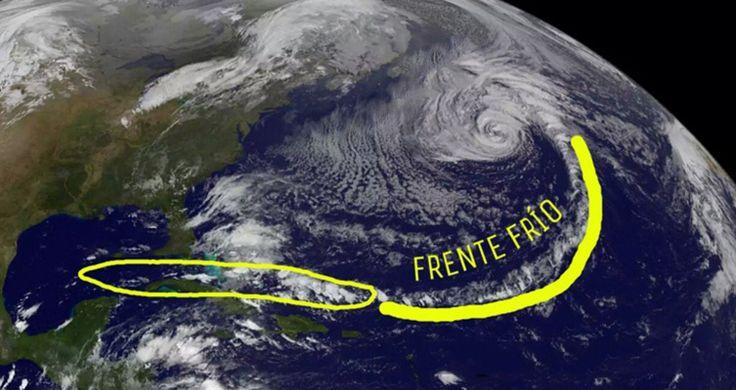 Frío extremo podría llegar mañana miércoles a República Dominicana según Meteorología