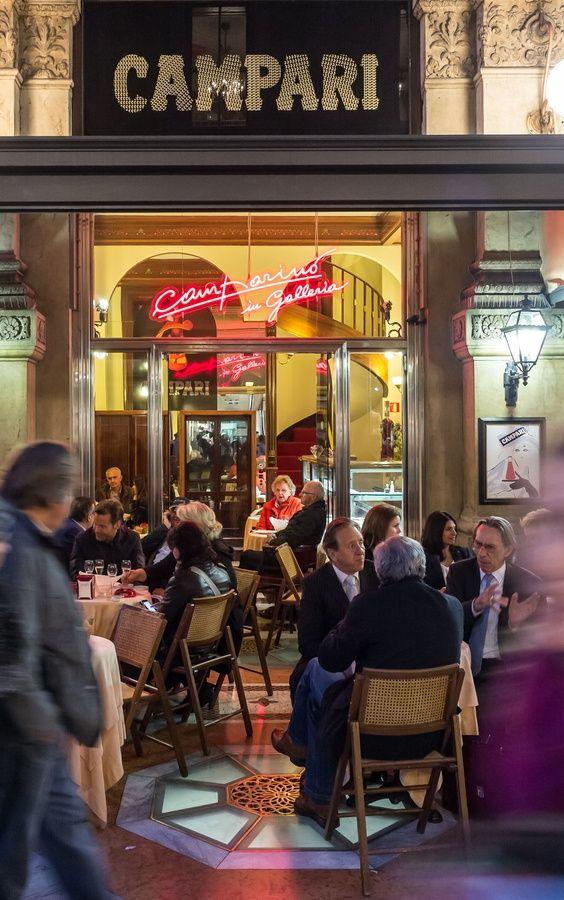 Cafe #Milan