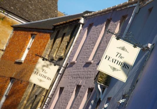 Dog Friendly Hotels In Woodstock Oxfordshire