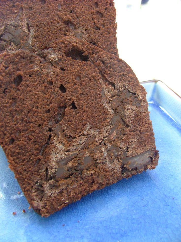 Cake très chocolat de Pierre Hermé