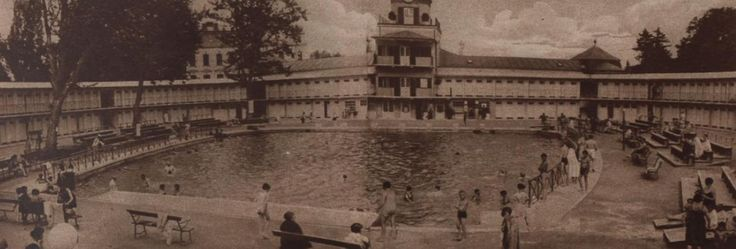 Thermalbad Bad Vöslau, 1926.