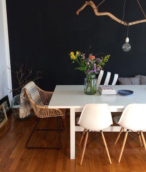 814 best Living - Living Room images on Pinterest Dinner parties - Die Elegante Ausstrahlung Vom Modernen Esszimmer Design