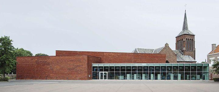 Médiathèque et école de musique de Meurchin - Wonk architectes