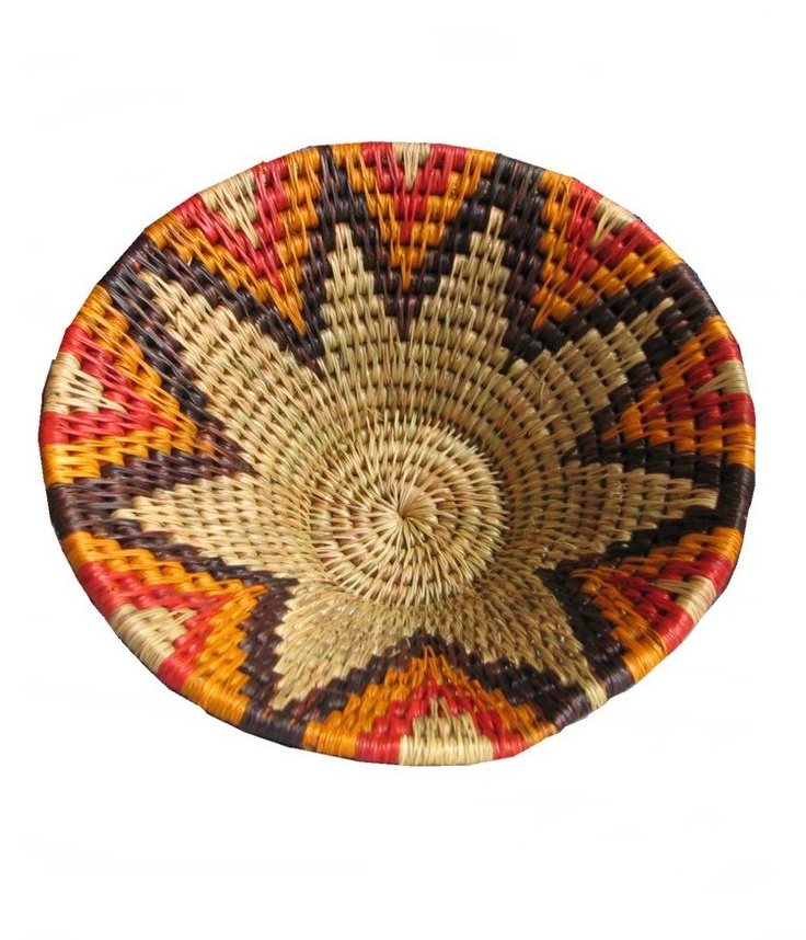 African Baskets: 96 Best Images About Baskets And Things On Pinterest
