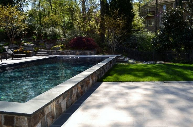 Wear Per Blue Mountain One Idea To Help With Slope Where The Side Facing The Back Yard Has A