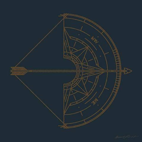 I know its super common right now, but if I ever got a tattoo that didn't have to with my family, it would probably be a compass of some sort.