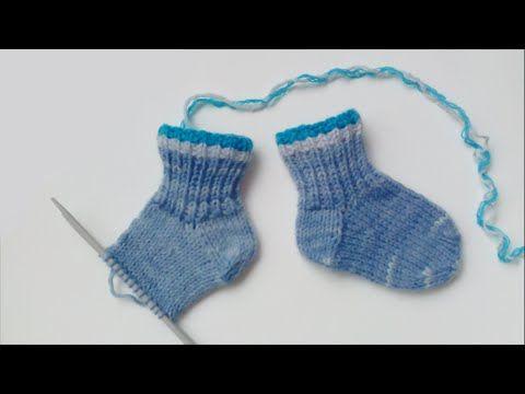 В этом видео подробно показано, как связать БЫСТРО и ПРОСТО детские носочки.Урок подходит даже для начинающих. КАК РАССЧИТАТЬ ПЕТЛИ на носок:https://drive.go...