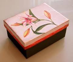 25 ideas destacadas sobre manualidades con servilletas de - Servilletas de papel decoradas para manualidades ...