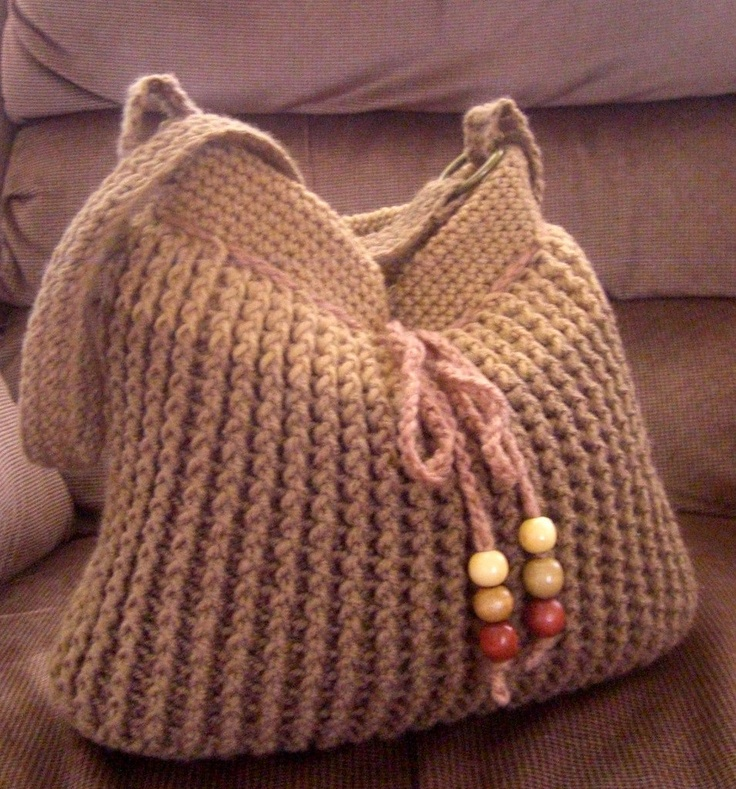... Crochet-Bags on Pinterest Crocheted bags, Bags and Crochet purses