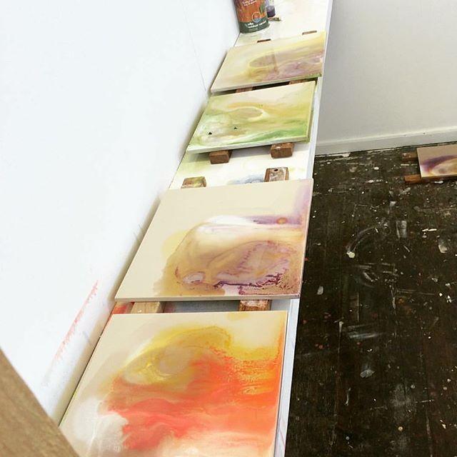 New stuff on the way... #etsyshop #leicester #painting #paint #abstractart #abstractpainting #abstract #painter #insta #colours #colourpop #color #buymywork #etsy #studio #art #artist #artistic #contemporary #contemporaryart #leicester #yba #instaart #oilpaint #oilpainting