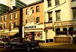 Bonaparte Records - East Croydon