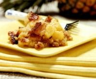 Quick and Easy Pineapple Bread Pudding Recipe