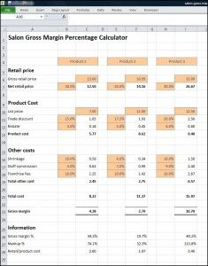 futures margin calculator excel