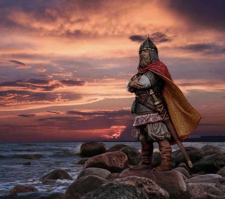 древнерусский воин варяг фото виде алопеции