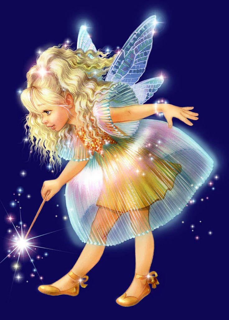 главный картинки с феями и волшебницами планирую