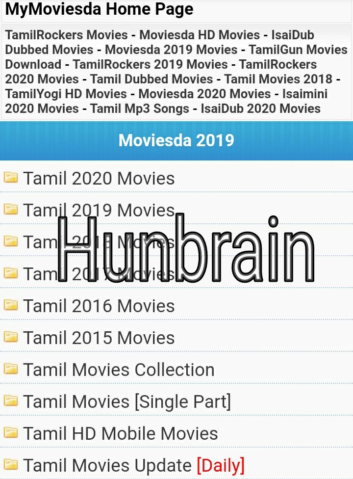 Isaimini 2020 download latest tamil movies in 2020