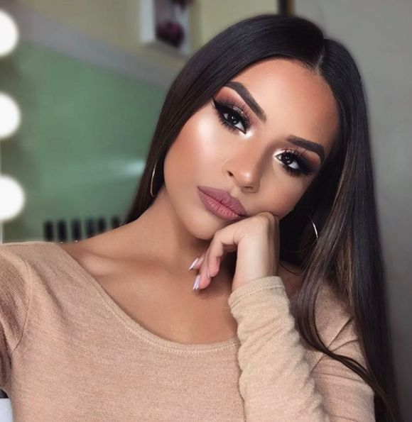 Glam by @iheart_sarahiiy using the #CarliBybelPalette