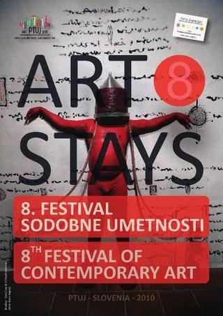 8th ART STAYS - Festival of Contemporary Art 2010