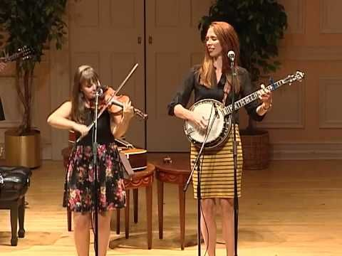 The Quebe Sisters Band: Texas Fiddle & Swing - YouTube