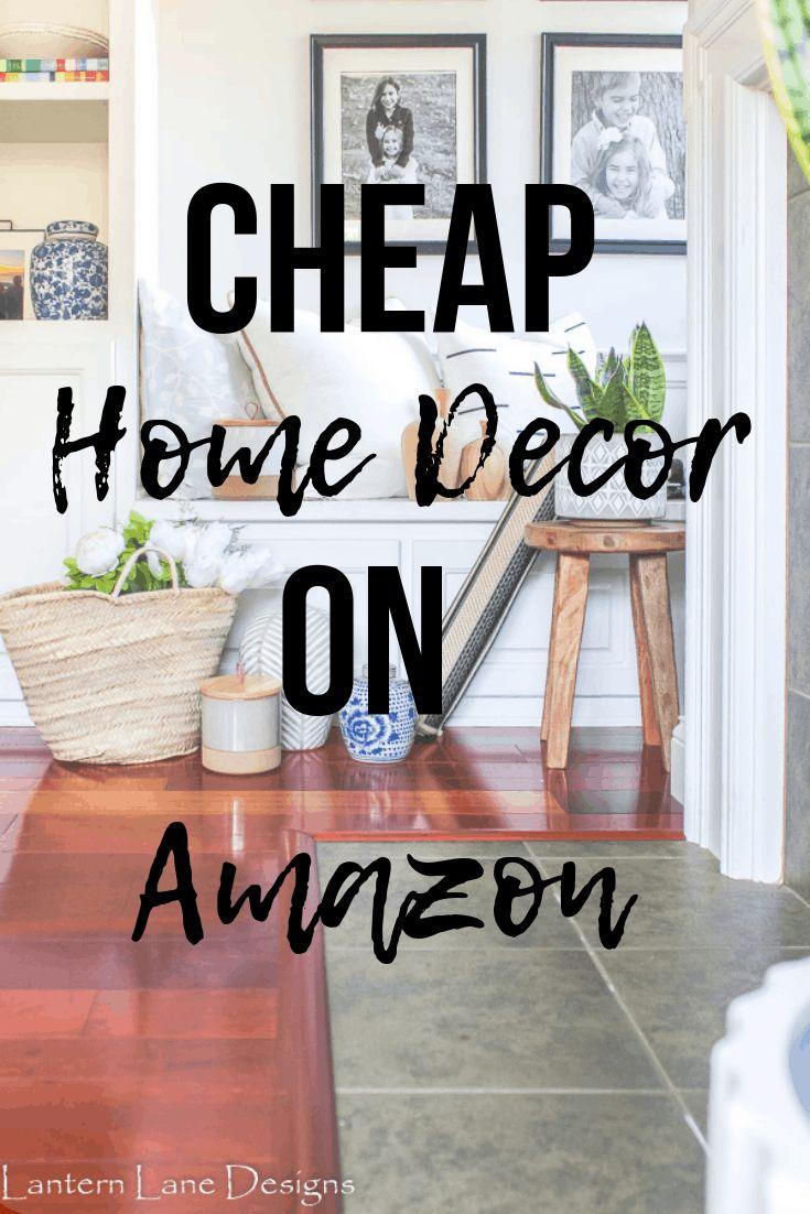 Amazon Prime Day On Home Decor Amazon home decor, Amazon