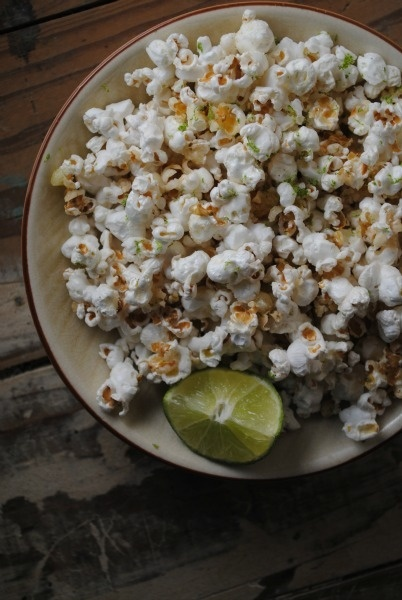Chile Lime Tequila Popcorn - From http://pinterest.com/pin ...