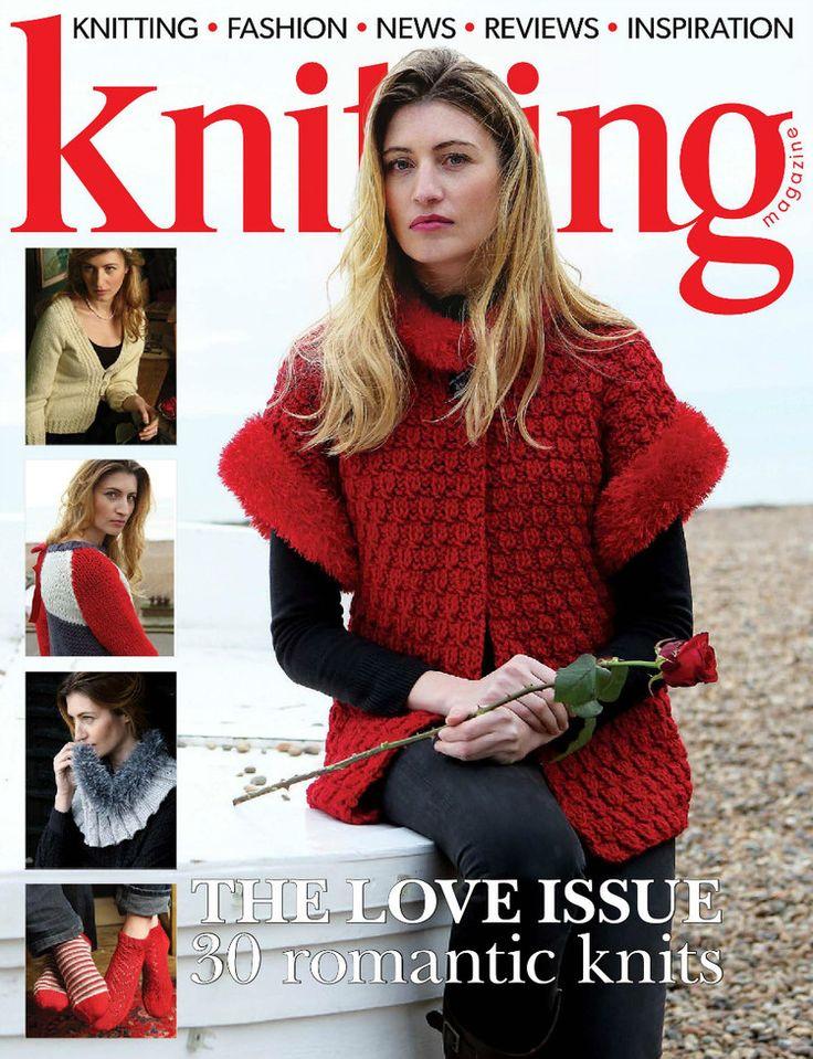 Knitting  Issue 151 2016 - 轻描淡写 - 轻描淡写