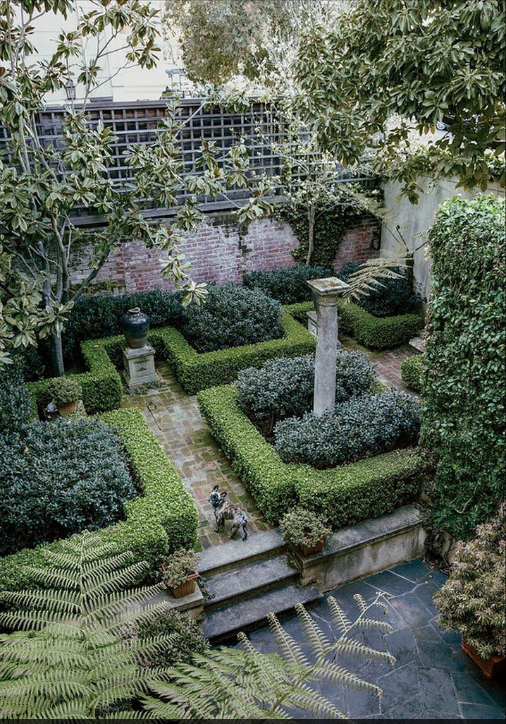 41 best images about small formal garden concepts on pinterest