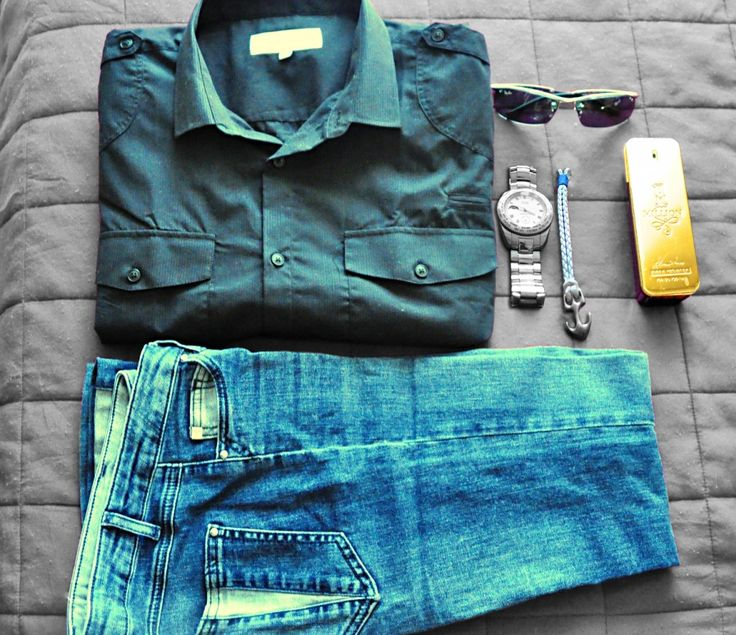 """Denim Smart – Bugün Ne Giysem?"" blogda!  #RiverIsland #RayBan #AtopSaat"