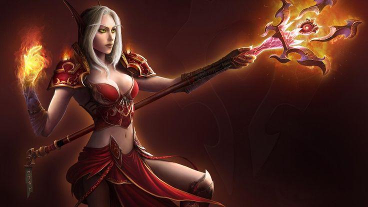 Erotic world of warcraft art