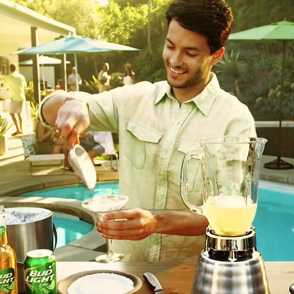 Bud light lime a rita commercial guy lightneasy bud light lime a rita pool party commercial happy tv mozeypictures Gallery