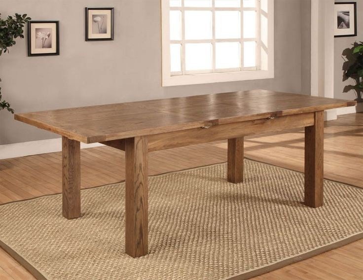 Brooklyn Large Extending Dining Table 180 240cm