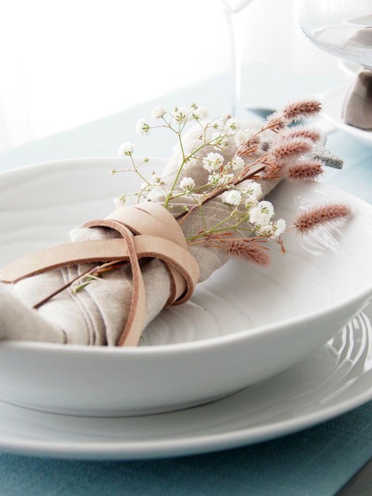 DIY Scandinavian NYE Napkin Holders