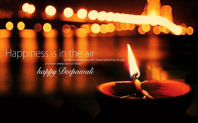 Happy Diwali 3D Wallpapers 2016